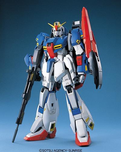 PG 1/60 MSZ-006 ゼータガンダム [Zeta Gundam]