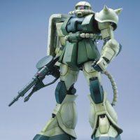 PG 1/60 MS-06F ザクII [Zaku II] (量産型ザク) 0072361