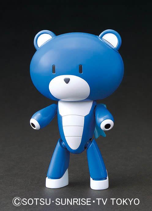 4131HGPG 1/144 プチッガイ ライトニングブルー [Petit'gguy Lightning Blue] 5059146 0200583