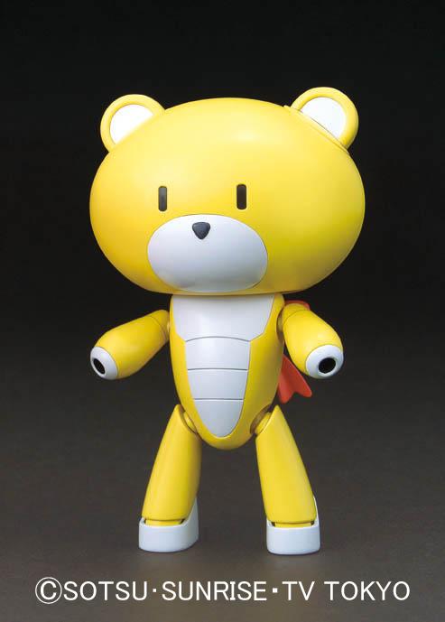 HGPG 1/144 プチッガイ ウイニングイエロー [Petit'gguy Winning Yellow]