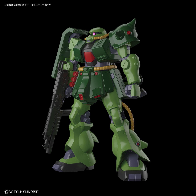 RE/100 1/100 MS-06FZ ザクII改
