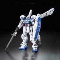"RE/100 1/100 RX-78GP04G ガンダム試作4号機 ガーベラ [GundamGP04 ""Gerbera""] 公式画像1"