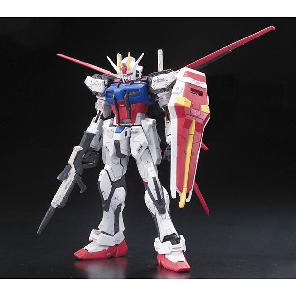 RG 1/144 GAT-X105 エールストライクガンダム [Aile Strike Gundam]