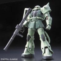 RG 1/144 MS-06F 量産型ザク [Zaku II] 公式画像1
