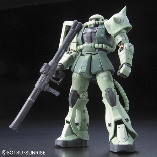 53467RG 1/144 MS-06F 量産型ザク [Zaku II]