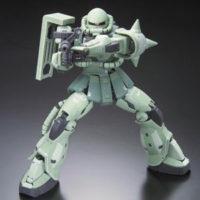 RG 1/144 MS-06F 量産型ザク [Zaku II] 公式画像2