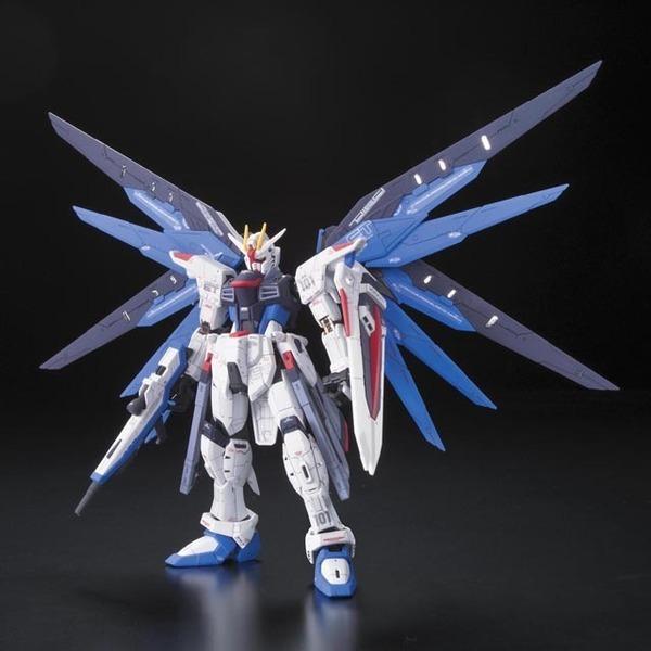 RG 1/144 ZGMF-X10A フリーダムガンダム [Freedom Gundam] 4543112716255