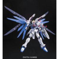 RG 1/144 ZGMF-X10A フリーダムガンダム [Freedom Gundam] 公式画像2