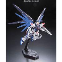 RG 1/144 ZGMF-X10A フリーダムガンダム [Freedom Gundam] 公式画像3