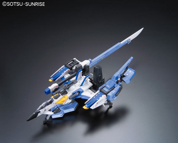 FX-550 スカイグラスパー(ソードストライカー装備) [Skygrasper]