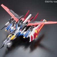 RG 1/144 FX-550 スカイグラスパー ランチャー/ソードパック [Skygrasper (Launcher/Sword Pack)] 公式画像2
