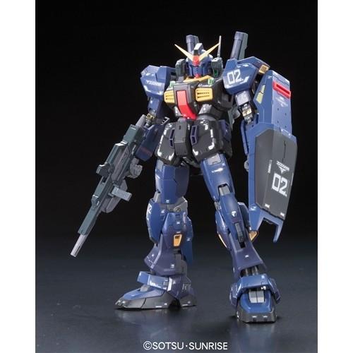 RG 1/144 RX-178 ガンダム Mk-II(ティターンズ仕様) [Gundam Mk-II Titans] 0175716