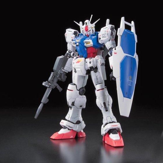 "53560RG 1/144 RX-78GP01 ガンダム試作1号機 ゼフィランサス [Gundam ""Zephyranthes""] 0182654 4543112826541"