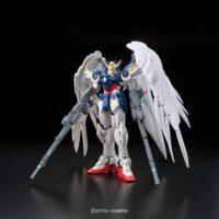 RG 1/144 XXXG-00W0 ウイングガンダムゼロ EW [Wing Gundam Zero EW] 公式画像1