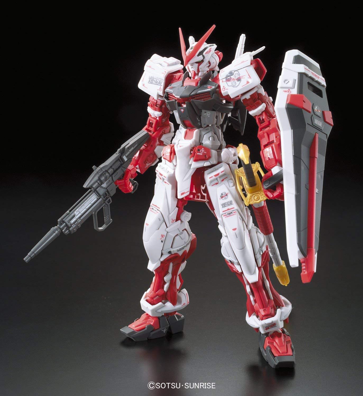 5163RG 1/144 MBF-P02 ガンダムアストレイレッドフレーム [Gundam Astray Red Frame]