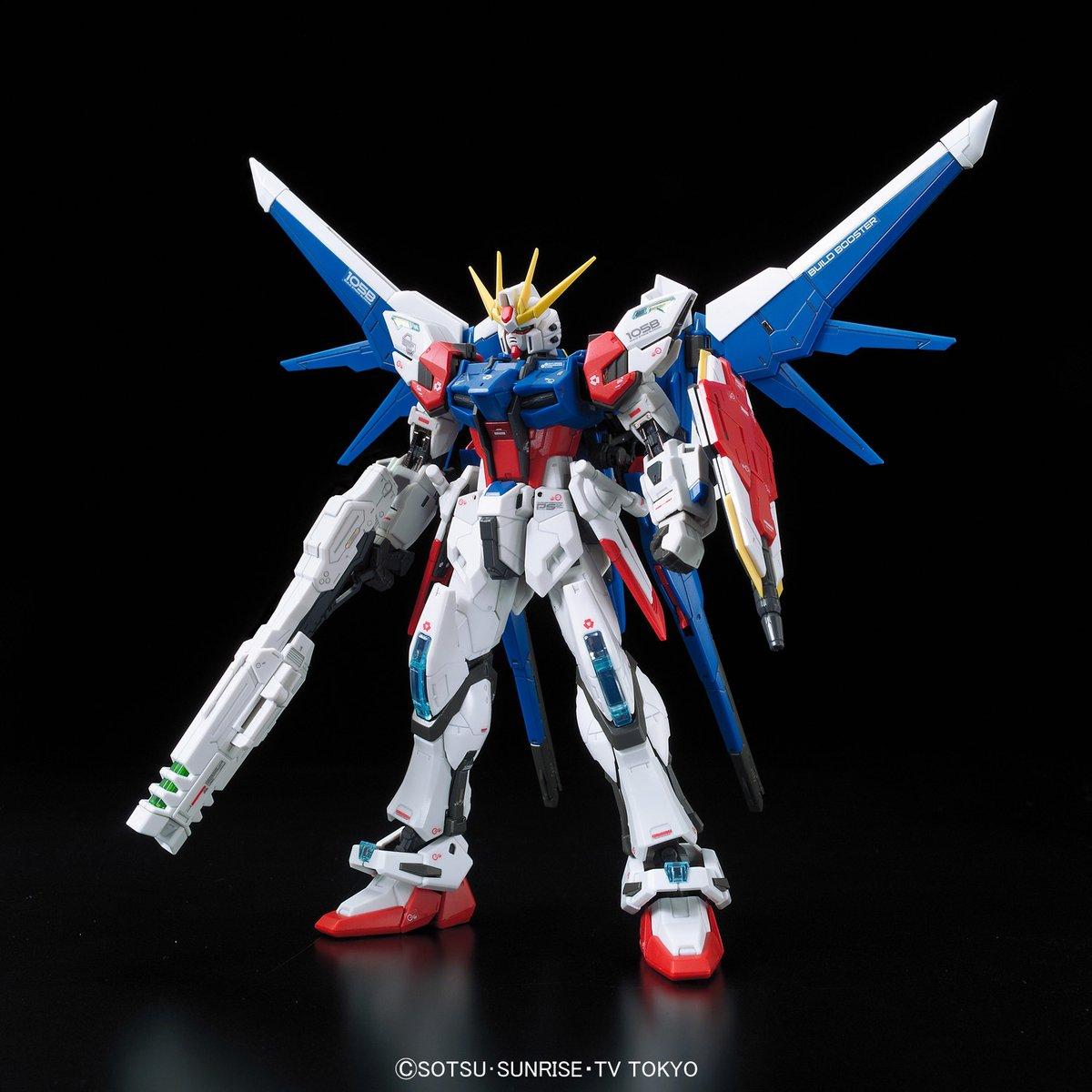 38045RG 1/144 GAT-X105B/FP ビルドストライクガンダムフルパッケージ [Build Strike Gundam Full Package] 0210510