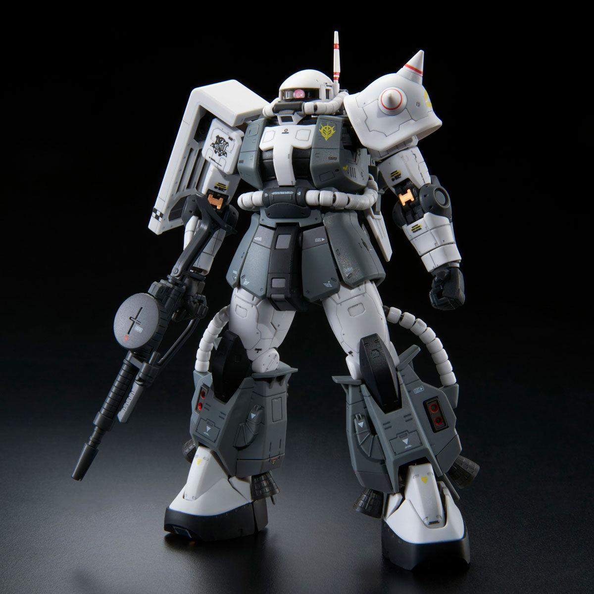 RG 1/144 MS-06R-1A エリック・マンスフィールド専用ザクII [Eric Mansfield's Zaku II]