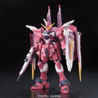 RG 1/144 ZGMF-X09A ジャスティスガンダム [Justice Gundam] 公式画像1