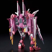 RG 1/144 ZGMF-X09A ジャスティスガンダム [Justice Gundam] 公式画像2