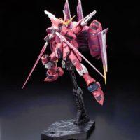 RG 1/144 ZGMF-X09A ジャスティスガンダム [Justice Gundam] 公式画像3