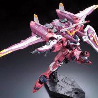 RG 1/144 ZGMF-X09A ジャスティスガンダム [Justice Gundam] 公式画像4