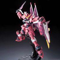 RG 1/144 ZGMF-X09A ジャスティスガンダム [Justice Gundam] 公式画像6