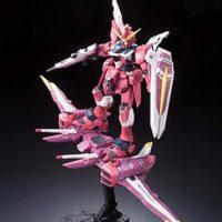RG 1/144 ZGMF-X09A ジャスティスガンダム [Justice Gundam] 公式画像7