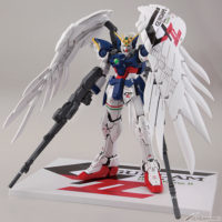 RG 1/144 WING GUNDAM ZERO EW Ver. GUNDAM docks at Hong Kong II 公式画像1