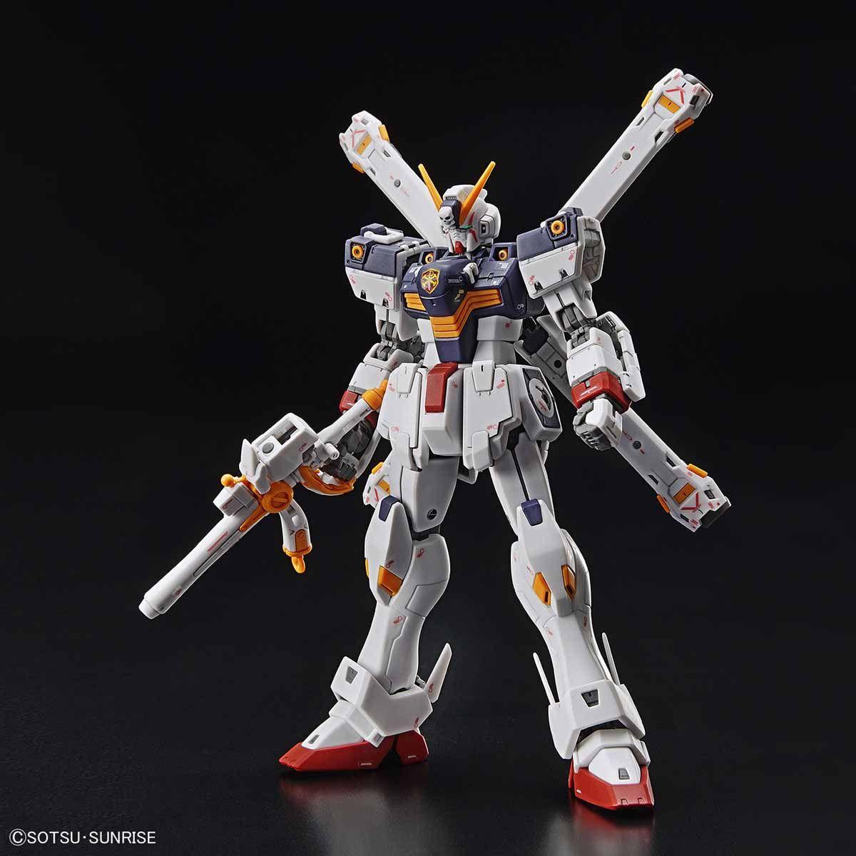 RG 1/144 XM-X1 クロスボーン・ガンダムX1 [Crossbone Gundam X-1] JAN:4573102576170 5057617