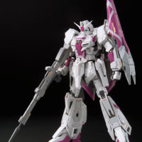 RG 1/144 ゼータガンダム3号機 初期検証型 Ver.GFT LIMITED COLOR 公式画像1