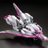 RG 1/144 ゼータガンダム3号機 初期検証型 Ver.GFT LIMITED COLOR 公式画像7