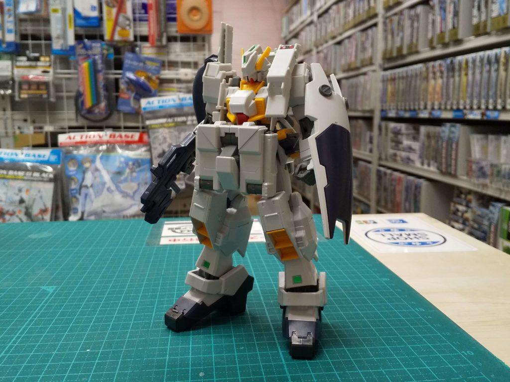 RX-121-2 ガンダムTR-1〈ヘイズル・アウスラ〉(タイプ1) [Gundam TR-1 (Hazel Owsla)] 正面