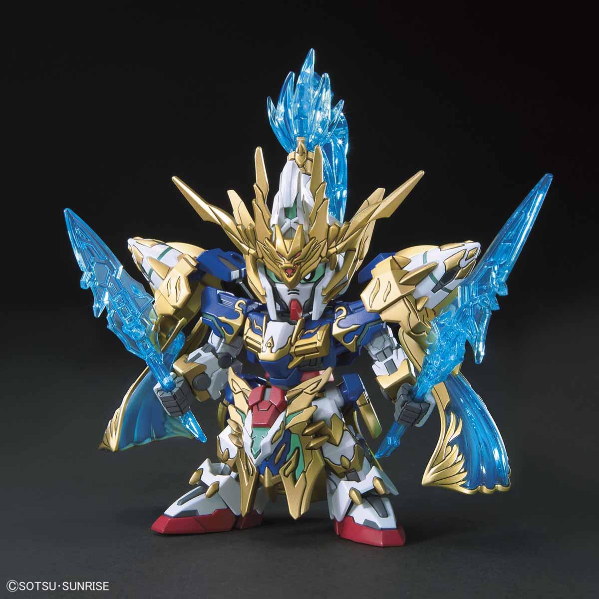 趙雲ダブルオーガンダム [Zhaoyun 00 Gundam]