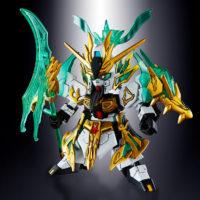 SDガンダム 三国創傑伝  関羽雲長νガンダム [Guan Yu Nu Gundam] 公式画像1