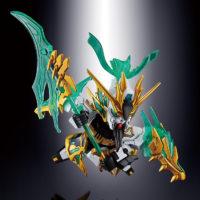 SDガンダム 三国創傑伝  関羽雲長νガンダム [Guan Yu Nu Gundam] 公式画像2