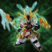 SDガンダム 三国創傑伝  関羽雲長νガンダム [Guan Yu Nu Gundam] 公式画像3