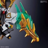 SDガンダム 三国創傑伝  関羽雲長νガンダム [Guan Yu Nu Gundam] 公式画像5