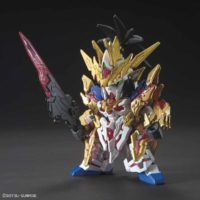 SDガンダム 三国創傑伝  劉備ユニコーンガンダム [Liu Bei Unicorn Gundam]