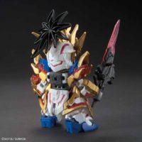 SDガンダム 三国創傑伝  劉備ユニコーンガンダム [Liu Bei Unicorn Gundam] 公式画像4