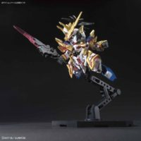 SDガンダム 三国創傑伝  劉備ユニコーンガンダム [Liu Bei Unicorn Gundam] 公式画像5