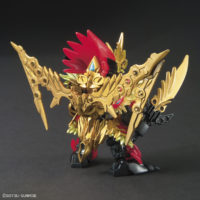 SDガンダム 三国創傑伝 孫堅ガンダムアストレイ [Sun Jian Gundam Astray] 公式画像2