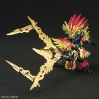 SDガンダム 三国創傑伝 孫堅ガンダムアストレイ [Sun Jian Gundam Astray] 公式画像3
