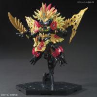 SDガンダム 三国創傑伝 孫堅ガンダムアストレイ [Sun Jian Gundam Astray] 公式画像5