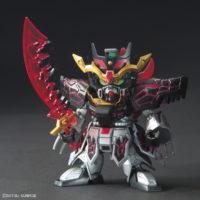 SDガンダム 三国創傑伝 董卓プロヴィデンスガンダム [Dong Zhuo Providence Gundam] 公式画像1