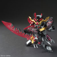 SDガンダム 三国創傑伝 董卓プロヴィデンスガンダム [Dong Zhuo Providence Gundam] 公式画像3