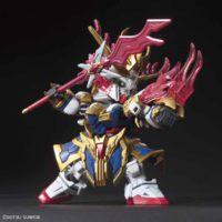 SDガンダム 三国創傑伝  張飛ゴッドガンダム [Zhang Fei God Gundam] 公式画像3