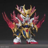 SDガンダム 三国創傑伝  張飛ゴッドガンダム [Zhang Fei God Gundam] 公式画像4