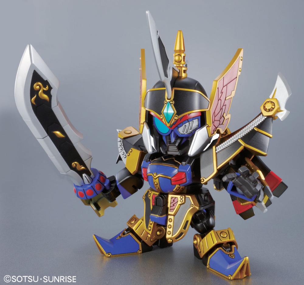 85861SDガンダム 三国伝 Brave Battle Warriors(ブレイブバトルウォーリアーズ) 013 真 夏侯惇ギロス(カコウトンギロス)