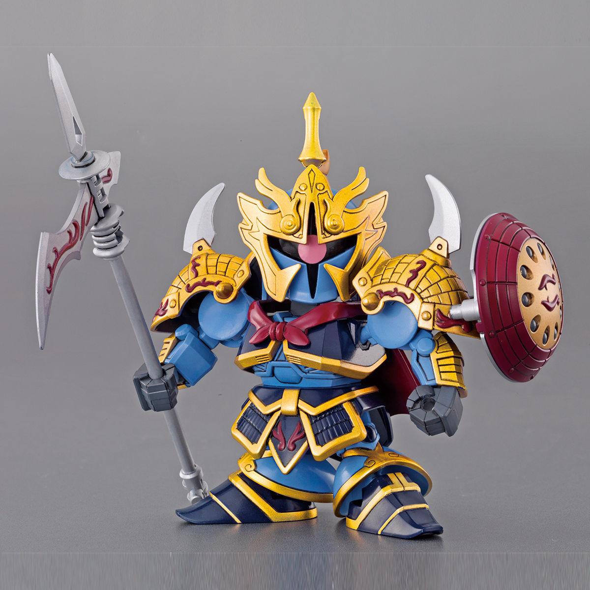 85767SDガンダム 三国伝 Brave Battle Warriors(ブレイブバトルウォーリアーズ) 004 真 胡軫ギャン(コシンギャン)