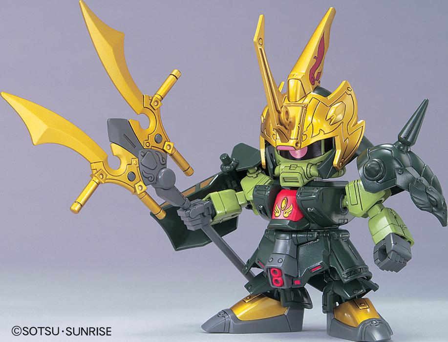 86056SDガンダム 三国伝 Brave Battle Warriors(ブレイブバトルウォーリアーズ) 041 真 張郃ザクIII(シン チョウコウザクIII)